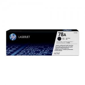 Cartouche de toner Noir Original HP CE278A (HP 78A)