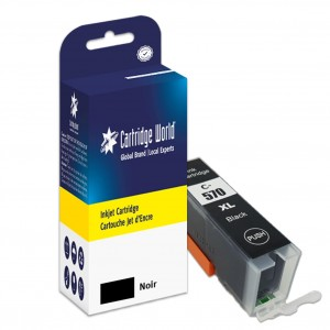 Cartouche d'encre Noir Cartridge World compatible Canon PGI-570XL
