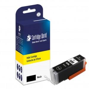 Cartouche d'encre Noir Cartridge World compatible Canon PGI-580XXLBK